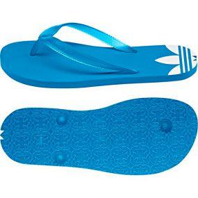 Женские сланцы adidas Adisun Women голубые