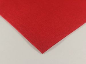 `Фетр листовой, жесткий, толщина 1 мм, размер 30х30 см, цвет №07