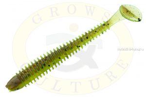 Мягкая приманка Grows Culture Diamond Swing Impact 3.5'' 90 мм / упаковка 8 шт / цвет:  #401