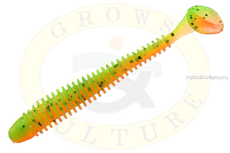 Купить Мягкая приманка Grows Culture Diamond Swing Impact 4.0'' 10,1см / упаковка 7 шт цвет: 468