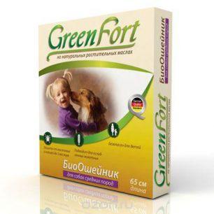 GF БиоОшейник от блох д/средних собак G105