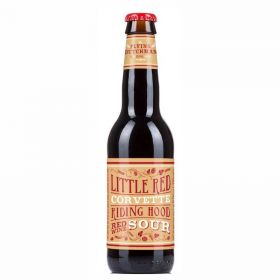 Little Red Corvette Riding Hood Red Wine Sour, 6%, 0.33 л