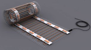 AURA Heating  МТА  225-1,5м2 Теплый пол на основе двухжильного нагревательного мата