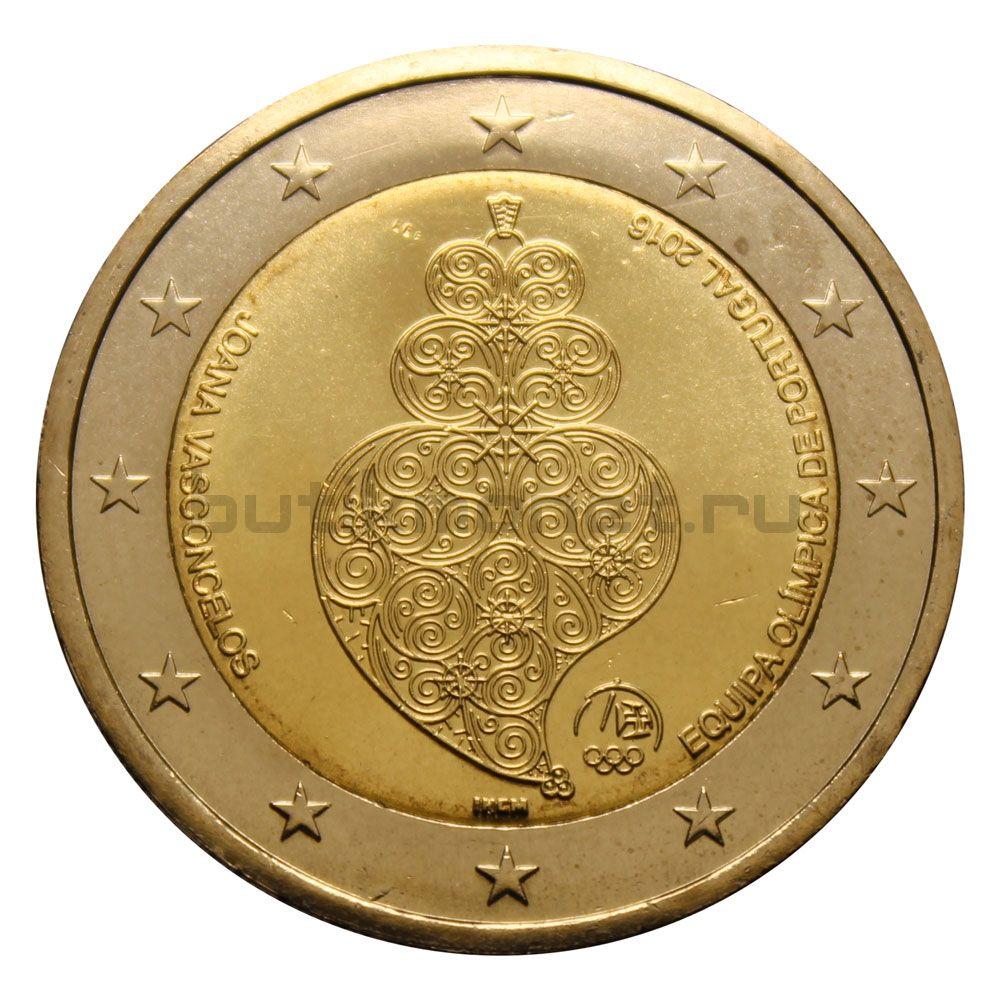 2 евро 2016 Португалия Команда Португалии на Олимпийских играх