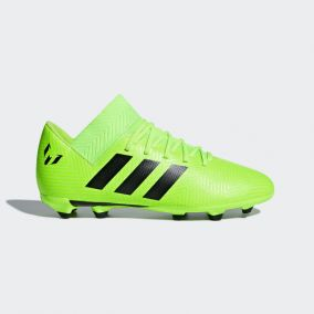 Детские бутсы ADIDAS NEMEZIZ MESSI 18.3 FG JR DB2367