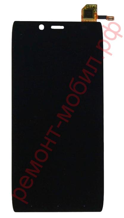 Дисплей для Alcatel One Touch Idol Alpha ( 6032X ) в сборе с тачскрином