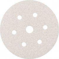 Smirdex P400 Абразивный круг SMIRDEX 510 White, D=150мм., 7 отверстий, (упаковка 100 шт.)
