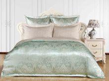 Комплект постельного белья Сатин-жаккард  Санта-Лоренца 1.5-спальный Арт.1090/1