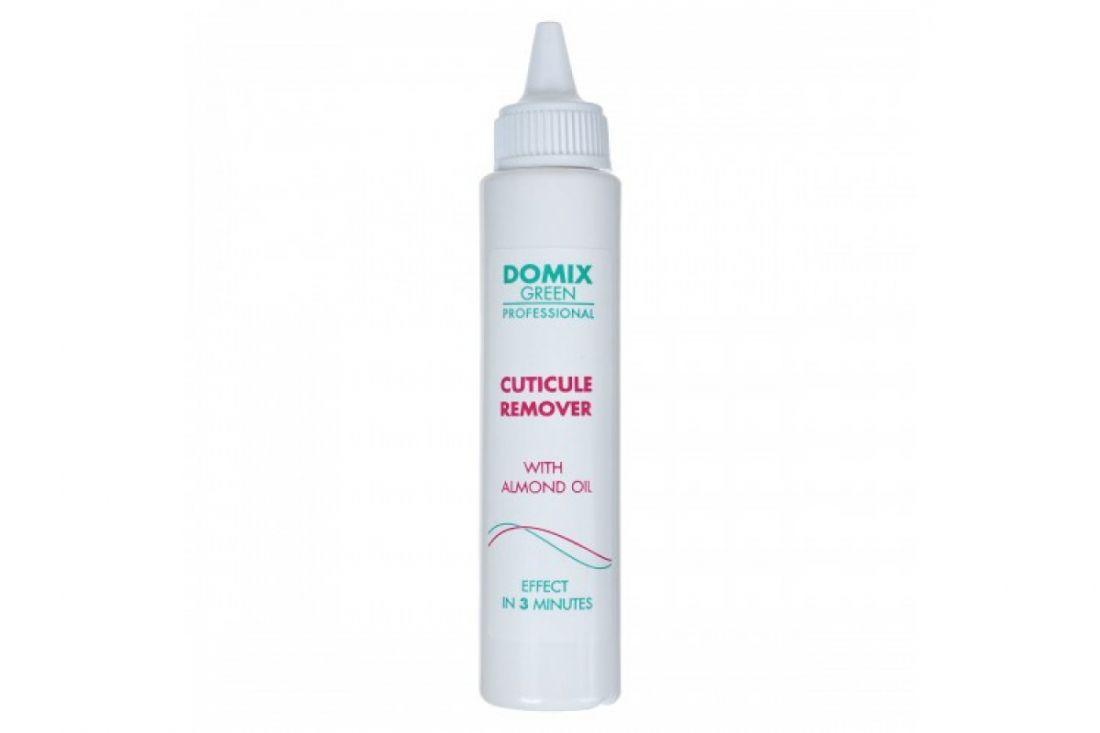 Domix Средство для удаления кутикулы флакон с носиком