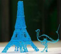 Набор пластика для 3d ручки 20 цветов купить недорого