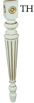 Ножка ТН - точеная  VLC