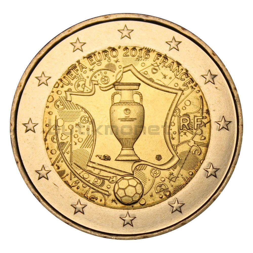 2 евро 2016 Франция Чемпионат Европы по футболу