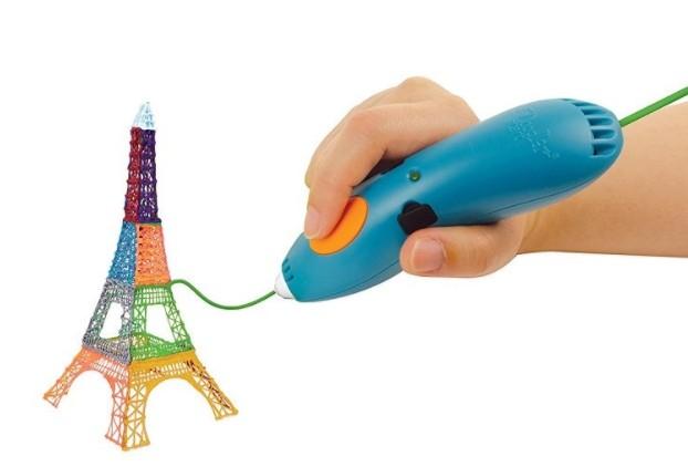 Беспроводная 3d ручка купить в москве
