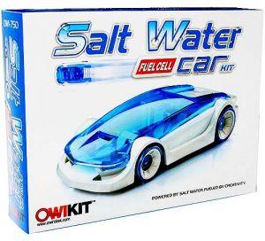 Автомобиль (использует как топливо соленую воду)