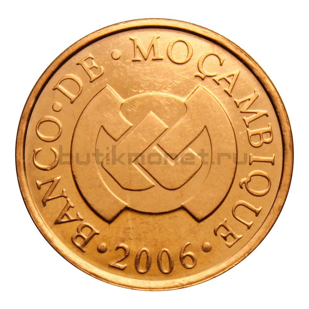 5 сентаво 2006 Мозамбик