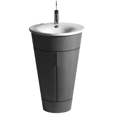 Раковина Duravit Starck 1 для мебели 58х58 040658 ФОТО