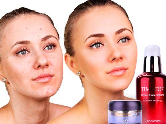 Для проблемной кожи лица
