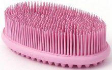 Щётка душ-массаж Sweepa розовая