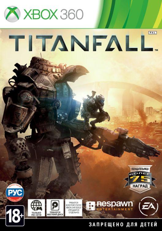 Игра Titanfall (Xbox 360)