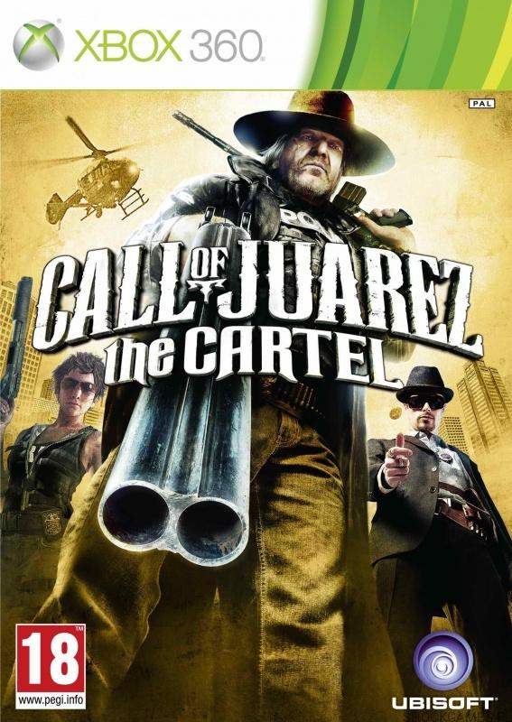 Игра Call Of Juarez Картель (Xbox 360)