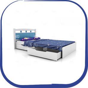 Кровати одноярусные