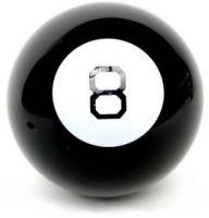 Магический шар №8