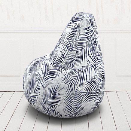Кресло-мешок Тропик 01 Велюр