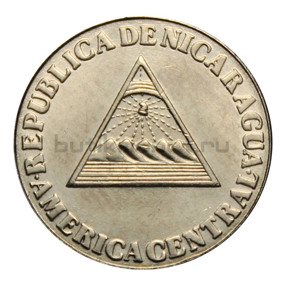 5 сентаво 1994 Никарагуа
