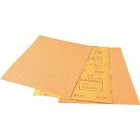 Smirdex P180 Абразивная бумага в листах 820 Power Line, 230мм. х 280мм., (упаковка 50 шт.)
