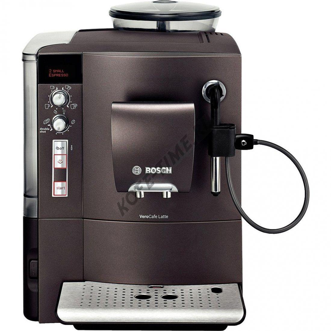 Кофемашина Bosch TES 50328 RW