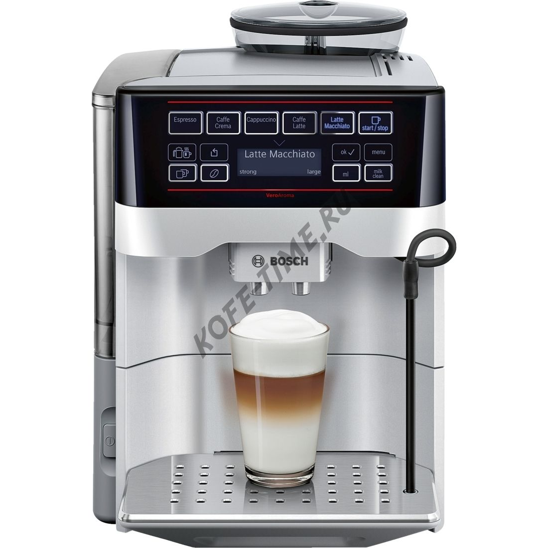 Кофемашина Bosch TES 60321 RW VeroAroma
