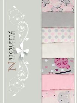 Трусы недельки женские Nicoletta M-XL / NTT13983