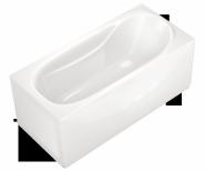 Акриловая ванна DOMANI-SPA CLASSIC 150x70 без гидромассажа