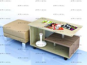 Стол журнальный Консул-5 (90х50х56)