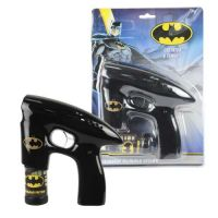 Купить Пистолет с мыльными пузырями 1TOY  Batman, (свет, звук) недорого с доставкой