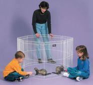 Midwest Вольер для мелких животных (8 панелей 46*74 см)