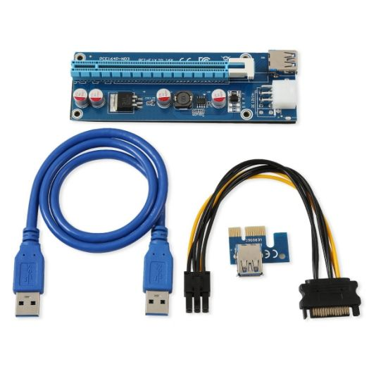 Райзер для видеокарты BR-13 (PCE164P-N03 Ver006С)