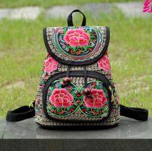 Рюкзак в этническом стиле женский Несси