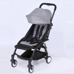 """Детская прогулочная коляска трансформер Baby Time Серая """"беби тайм"""" купить в интернет магазине"""