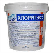 ХЛОРИТЭКС хлорсодержащий препарат в быстрорастворимых гранулах, 4 кг