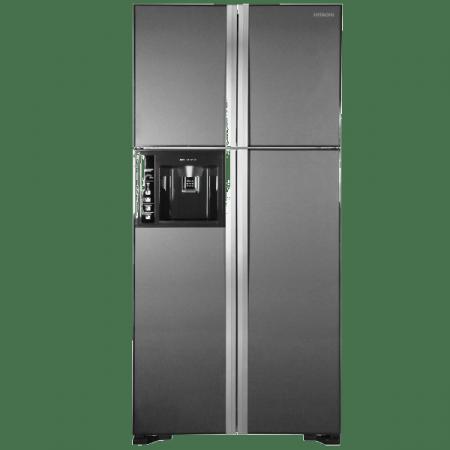 Холодильник Hitachi R-W722PU1GGR