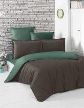 """Комплект постельного белья  """"KARNA"""" Сатин LOFT 1.5-спальный   Арт.2983-9"""