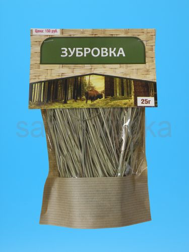 Зубровка 25 гр
