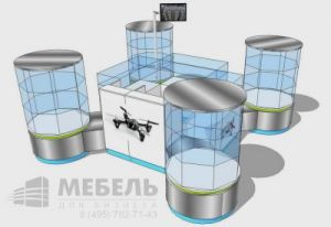 Павильон для радиоуправляемых моделей