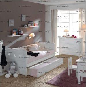 Кровать Джесика массив (любые размеры)