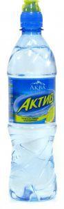 Вода Аква Актив 0.6 л