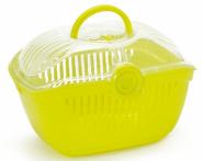 Moderna Переноска Top Runner для мелких животных (лимон)