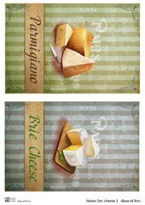 Set cheese 3