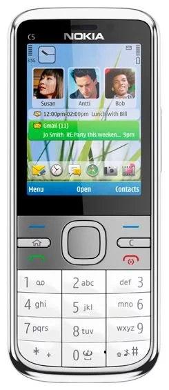 Nokia С 5-00