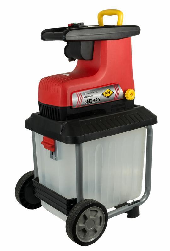 Измельчитель садовый электрический DDE SH2845